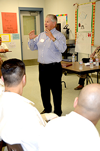 Dominguez State Jail hosts Employment and Service Provider event - Photo 1