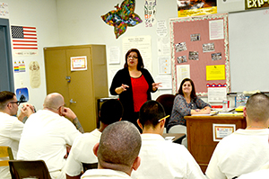 Dominguez State Jail hosts Employment and Service Provider event - Photo 2