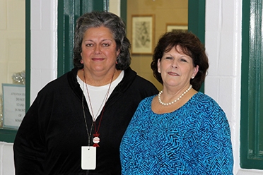 Educators - Betty Lewing and Marcia Waller