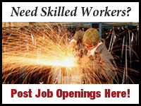 Need skilled Workers? - Submit your Job openings