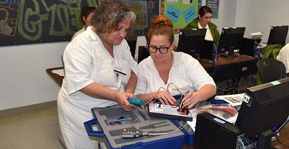 Distrito Escolar de Windham: Mejorando las oportunidades de trabajo