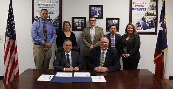 Workforce Solutions Partners with Windham School District