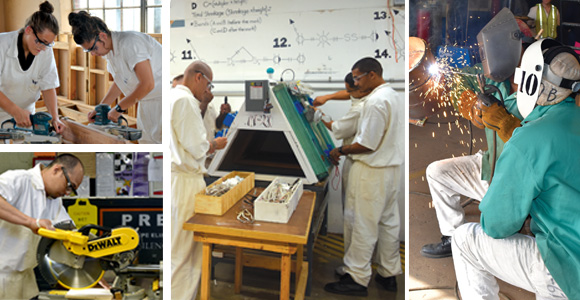 Windham Workday video takes look at hands-on vocational training