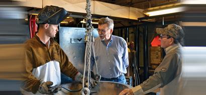 Empleadores de la industria se asocian con WSD para proporcionar mas  oportunidades laborales