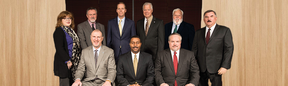 Main Image - Board of Trustees 2016