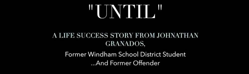 Main Image - Until - A Life Success Story of Johnathan Granados