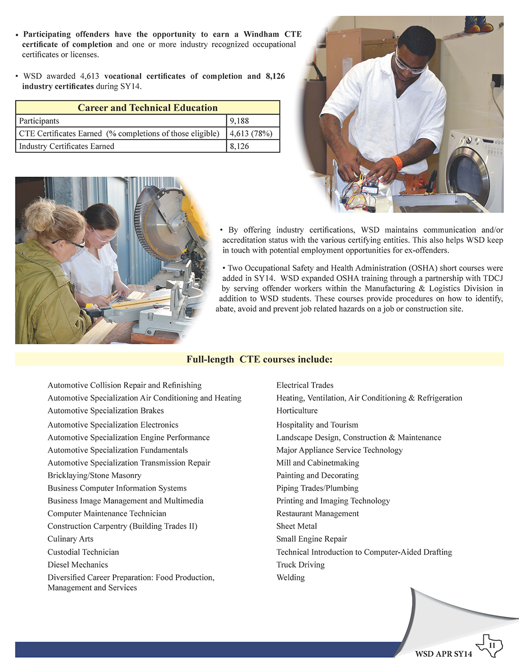 Annual Performance Report 2013-2014