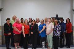 Hilltop Unit – WSD and TDCJ Staff