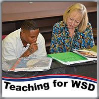 Teach for WSD