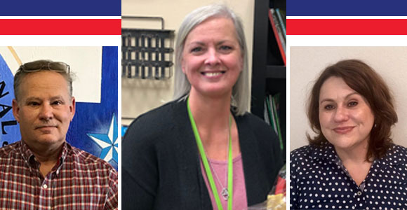 Correctional Educators Honored for Excellence in Teaching