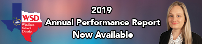 2019 Annual Performance Report Now Available
