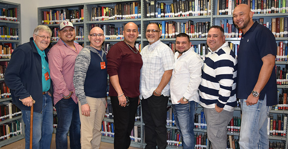 Project 180° brings ex-offenders back to share firsthand experiences with Torres Unit students