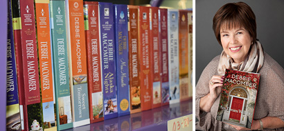 Debbie Macomber donating collection of 100 of her books to Mountain View prison school library